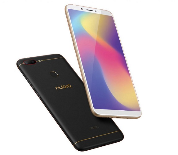 ZTE Nubia N3 with 4GB RAM, Snapdragon 625 SoC announced in China