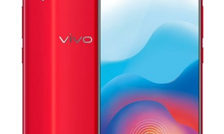 Vivo X21 with In-Display Fingerprint sensor make its way to Singapore