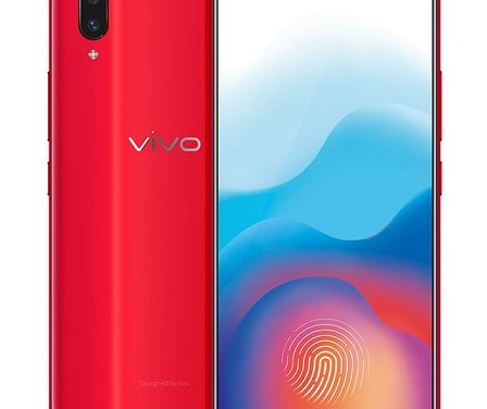 Vivo X21 with In-Display Fingerprint sensor, 19:9 screen launched in China