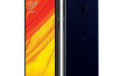Lava Z91 with Face Unlock, 3GB RAM launched in India for Rs. 9,999