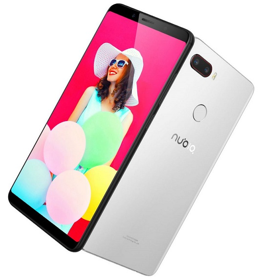 Nubia Z18 mini with 6GB RAM, Snapdragon 660 SoC launched
