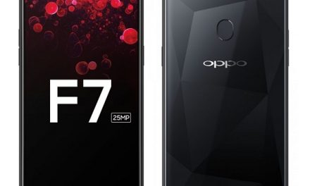 OPPO F7 Diamond Black Edition with 6GB RAM launched in India for Rs. 26,990