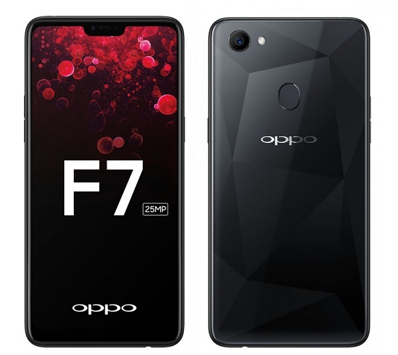 Oppo F7 Diamond Black edition launched in India: Price, specifications and features