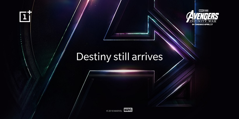 OnePlus partners with Disney for Avengers: Infinity War for OnePlus 6 Edition
