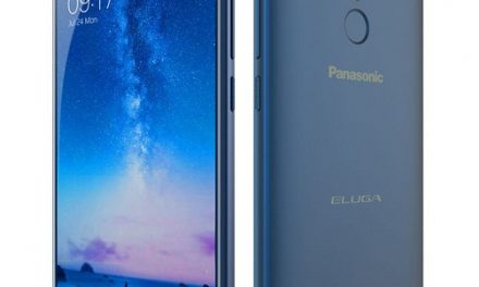 Panasonic Eluga Ray 550 with Full Screen 18:9 display launched for Rs. 8,999