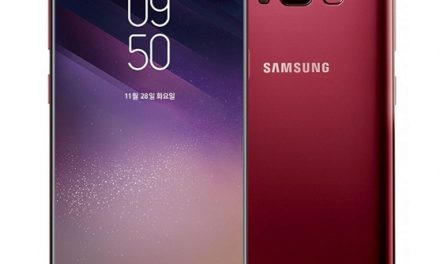 Samsung Galaxy S8 in Burgundy Red color launched in India for Rs. 49,900