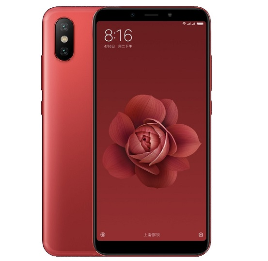 Xiaomi Mi 6X with 6GB RAM, Snapdragon 660 SoC launched in China