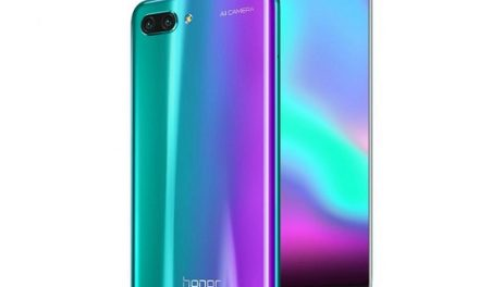 Huawei Honor 10 with 6GB RAM, Dual rear AI cameras launched for Rs. 32,999