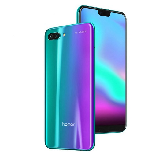 Honor 10 launched at Rs 32999 in India on Flipkart