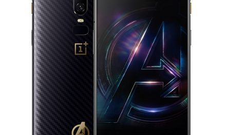 OnePlus 6 Marvel Avengers Limited Edition launched in India for Rs. 44,999