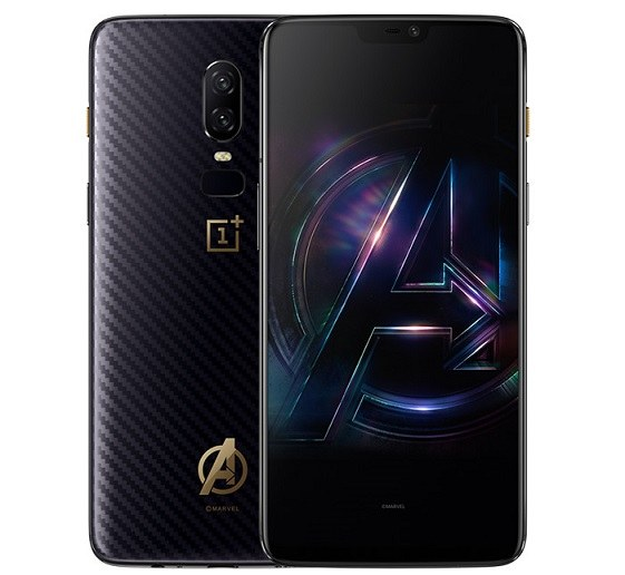OnePlus 6 Marvel Avengers Limited Edition Specs