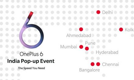 OnePlus to host OnePlus 6 presale pop-ups in 8 cities in India on 21-22 May