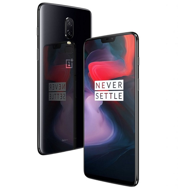 OnePlus 6 with Snapdragon 845 SoC launched in India, price starts at Rs. 34,999