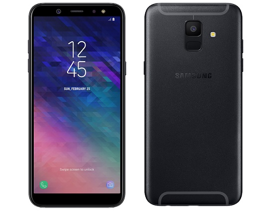 Samsung Galaxy A6 with HD+ screen launched in India, price starts at Rs. 21,999