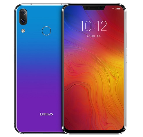 Lenovo Z5 with 6GB RAM, Snapdragon 636 SoC announced in China