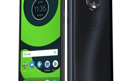Moto G6 with Snapdragon 450 SoC, 4GB RAM launched in India for Rs. 13,999