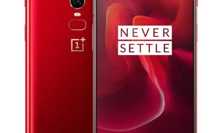 OnePlus 6 Amber Red with 8GB RAM launched, Price in India is Rs. 39,999