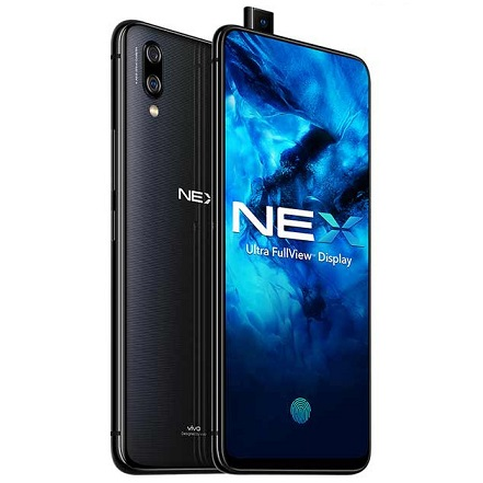 Vivo NEX with 8GB RAM, Snapdragon 845 launched in India for Rs. 44,990