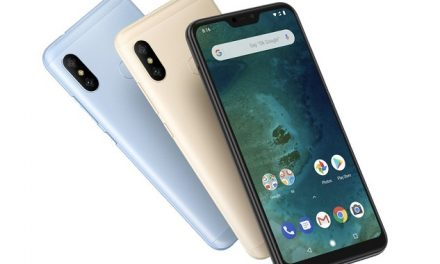 Xiaomi Mi A2 Lite Android One with Snapdragon 625 SoC announced