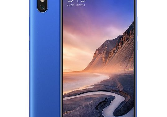 Xiaomi Mi Max 3 with 6GB RAM, 5500mAh battery announced