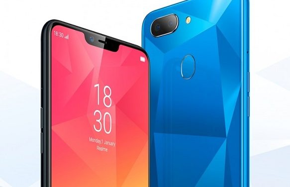 Realme 2 with 19:9 notch display leaked, retail box surfaces