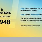 How to locate a missing person in Kerala floods with exact location