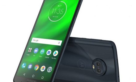 Motorola Moto G6 Plus with 6GB RAM launched in India, priced at Rs. 22,499