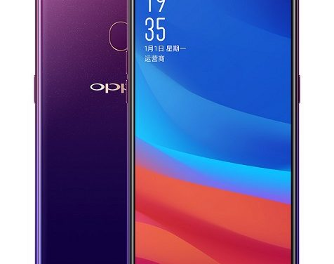 OPPO F9 with 4GB RAM launched in India, priced at Rs. 19,990