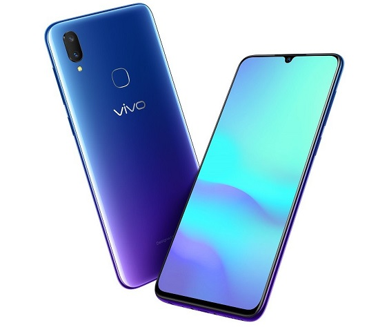 Vivo V11 with 6GB RAM, Helio P60 SoC launched in India, priced at Rs. 22,990