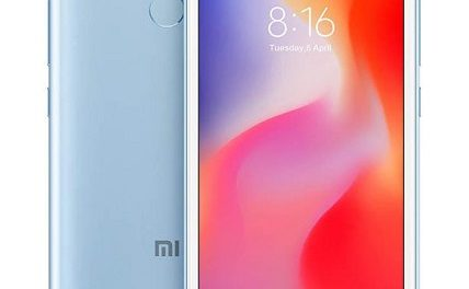 Xiaomi Redmi 6 with Helio P22 SoC launched in India, price starts at Rs. 7,999