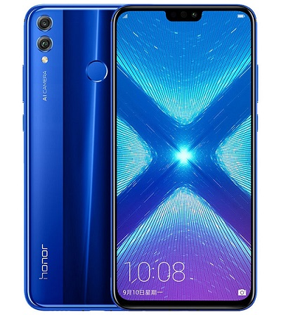 Honor 8X with 6GB RAM launched in India, price starts at Rs. 14,999