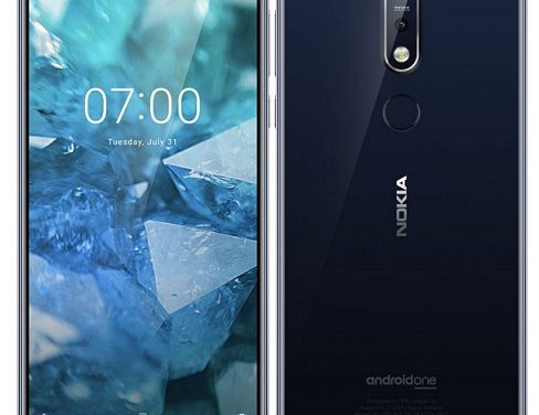 Nokia 7.1 with Snapdragon 636 SoC launched in India, priced at Rs. 19,999