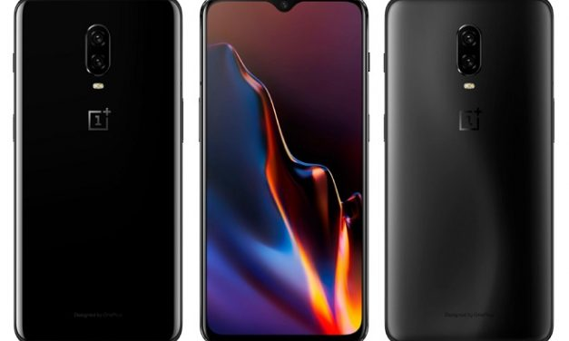 OnePlus 6T with Snapdragon 845 SoC, In-Display Fingerprint sensor launched
