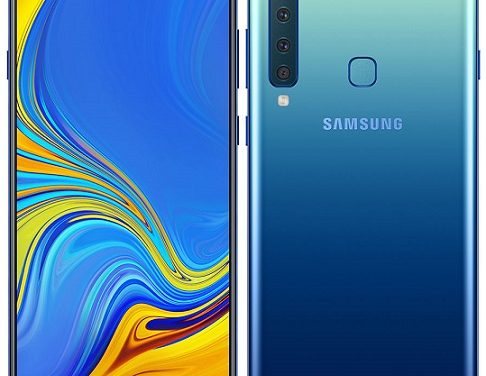 Samsung Galaxy A9 (2018) with four rear cameras, 8GB RAM announced