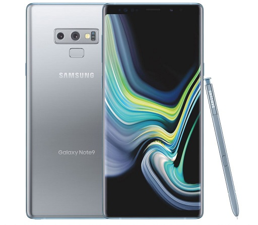Samsung Galaxy Note9 launched in Cloud Silver color variant in US