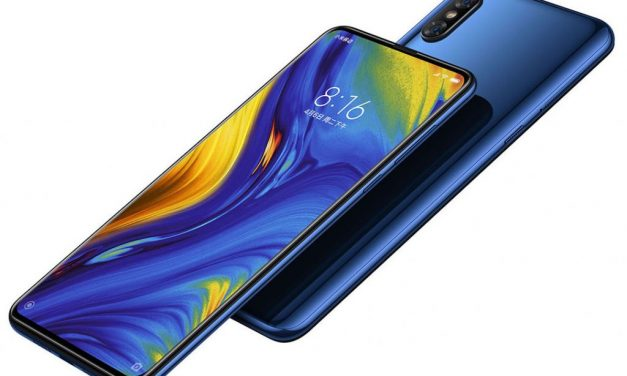 Xiaomi Mi Mix 3 with 10GB RAM, pop-up front camera announced