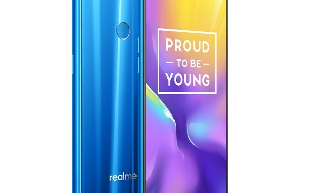 Realme U1 with 25MP front camera launched in India, priced at Rs. 11,999