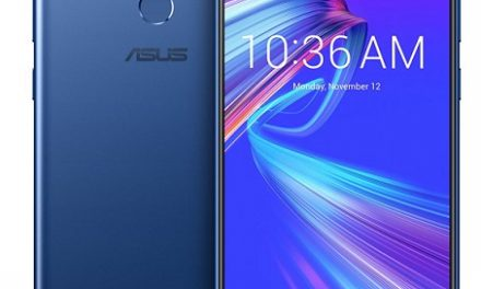 ASUS Zenfone Max M2 with Snapdragon 632 SoC launched in India for Rs. 9,999