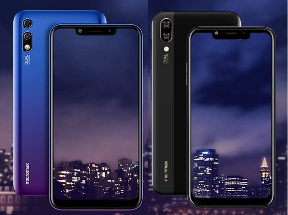 Micromax Infinity N11 and Infinity N12 launched in India price starts at Rs. 8,999