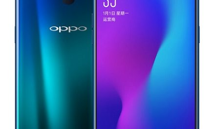 OPPO R17 with 8GB RAM, In-display Fingerprint sensor launched in India