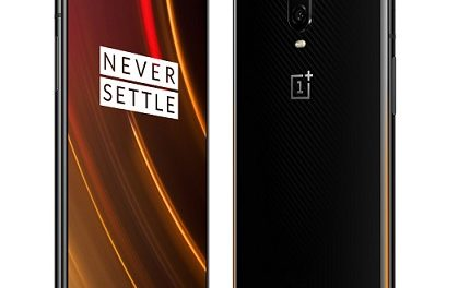 OnePlus 6T McLaren Edition with 10GB RAM, Warp Charge announced