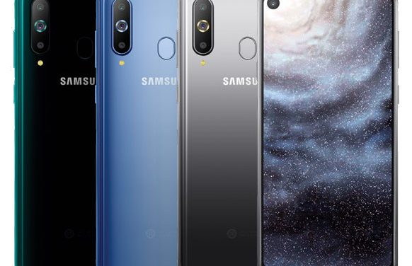 Samsung Galaxy A8s with Infinity O display, 8GB RAM announced