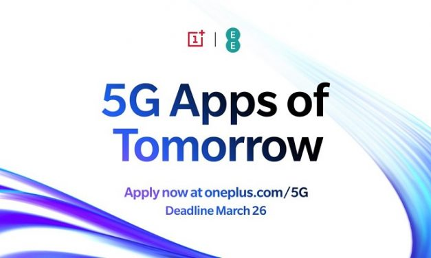 "OnePlus announces ""5G Apps of Tomorrow"" Program, winner gets several perks"