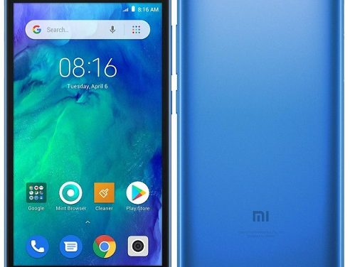 Xiaomi Redmi Go Android Go Edition launched in India, priced at RS. 4499