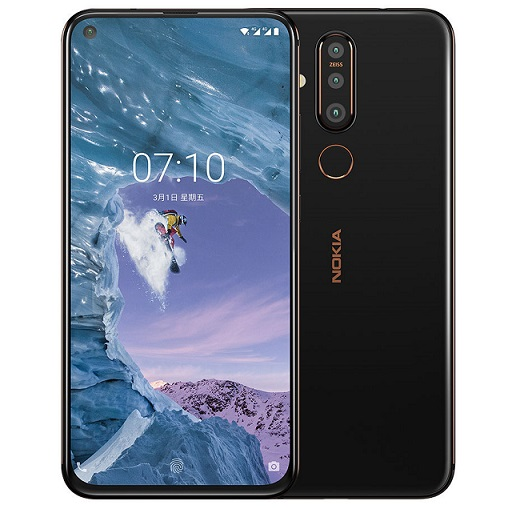 Nokia X71 with triple rear cameras, 6GB RAM, SD 660 SoC launched