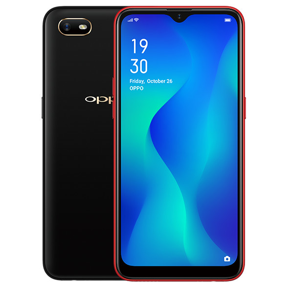 OPPO A1k with 2GB RAM launched in India, priced at Rs. 8,490