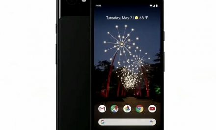 Google Pixel 3a XL with 3700mAh battery launched in India for Rs. 44,999
