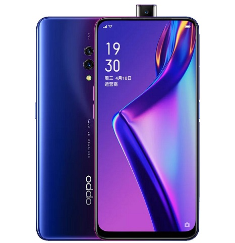 OPPO K3 with Snapdragon 710 SoC launched in India, price starts at Rs. 16,990