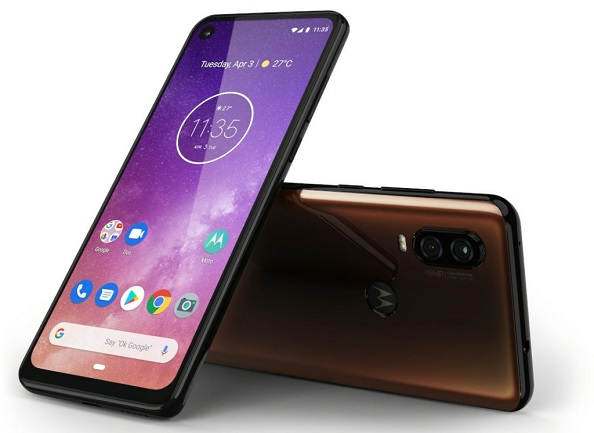 Motorola One Vision with 48 rear camera, 4GB RAM launching in India on 20 June