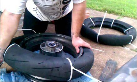 Motorcycle Tire Mounting and Balancing Tips